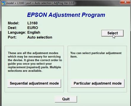 RESET EPSON L3160 |SOLUCION A ERROR DE LAS ALMOHADILLAS