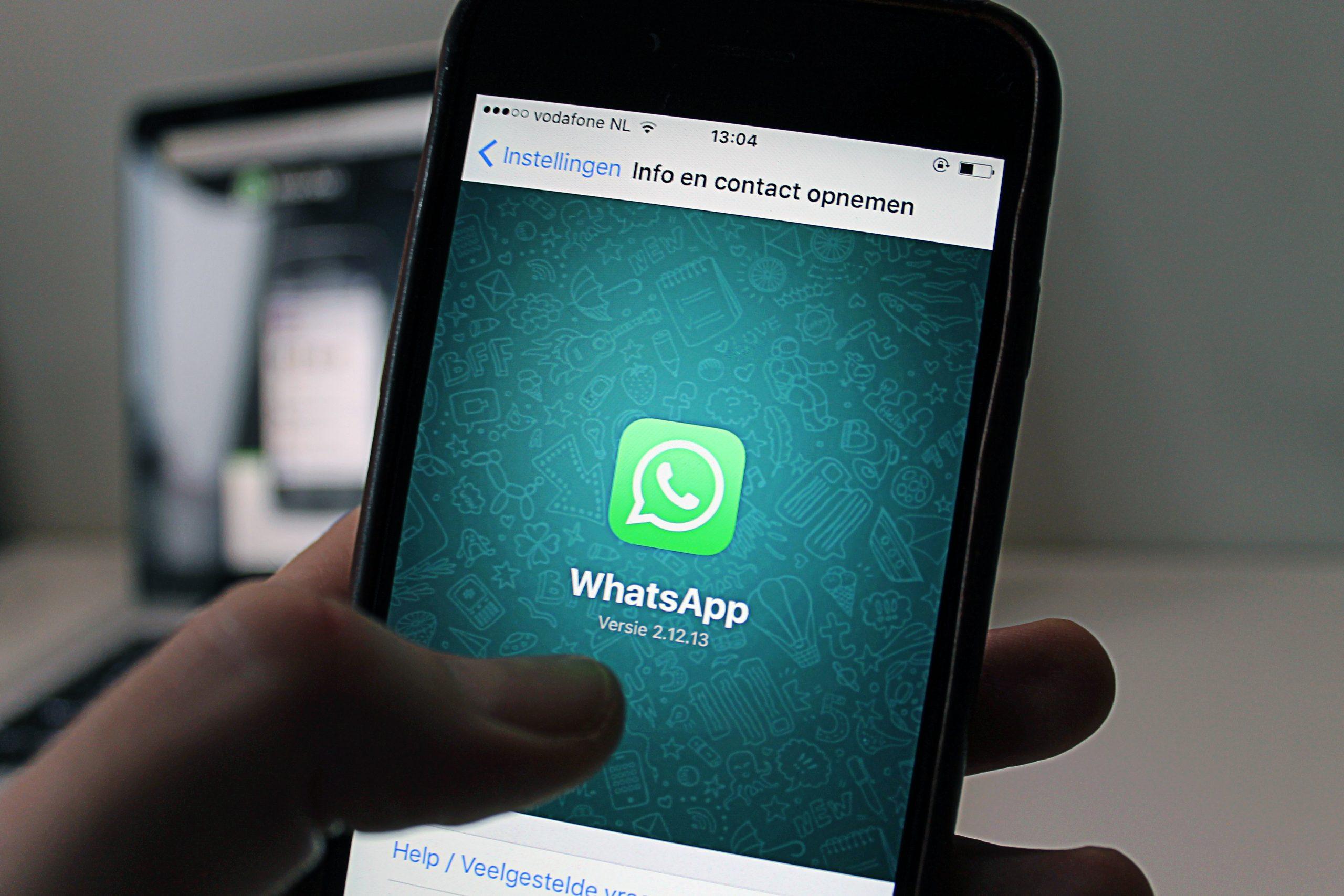 Como cambiar el tamaño de la Letra de Whatsapp