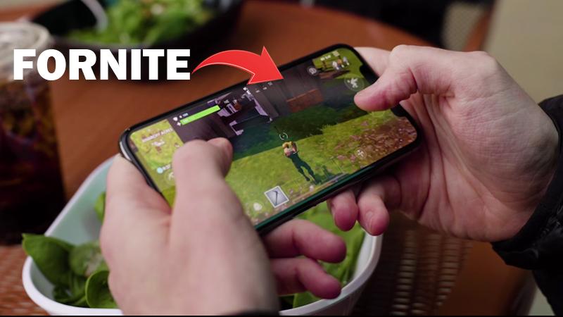 Lista de teléfonos Android y iOS para jugar Fornite