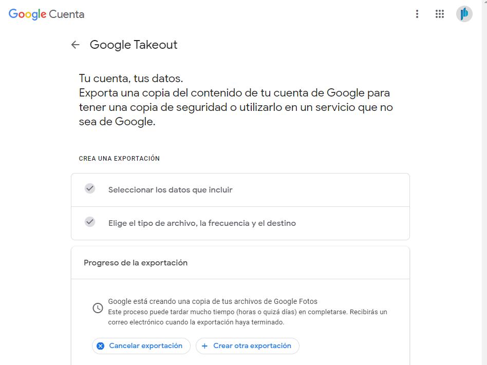 Google fotos 3