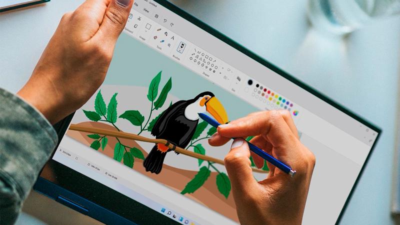 Microsoft Paint: Así es como será la interfaz en windows 11